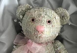 Steiff beer uit 2005