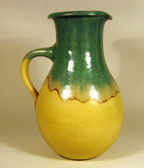Groen-geel kannetje