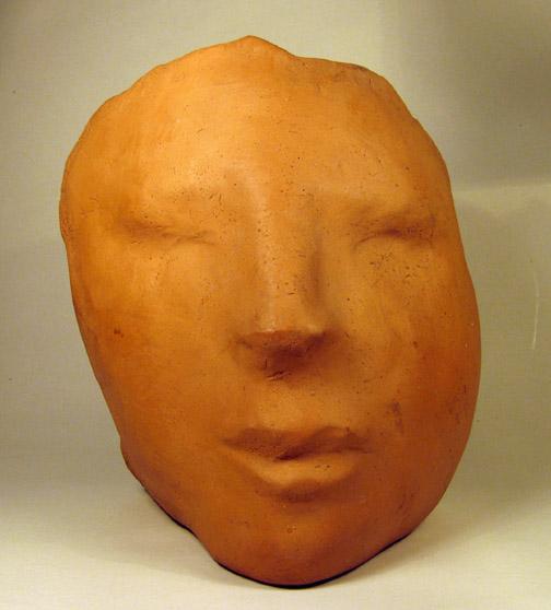 Masker van Bouke Mobach