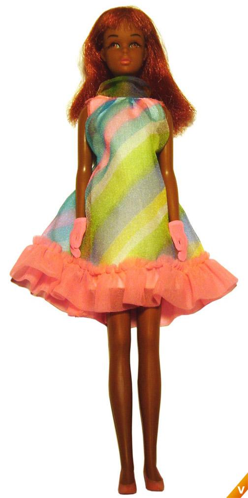Barbie Black Francie 1967-1968