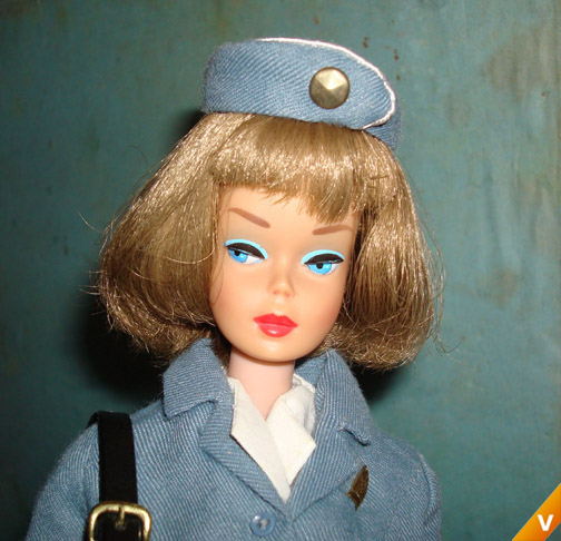 Barbie - High Color Magic AG in Pan Am
