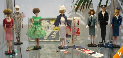 Barbie beroepen