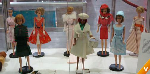 Barbie gala en vrije tijd