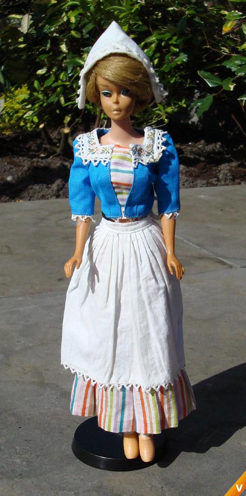 Barbie in Holland