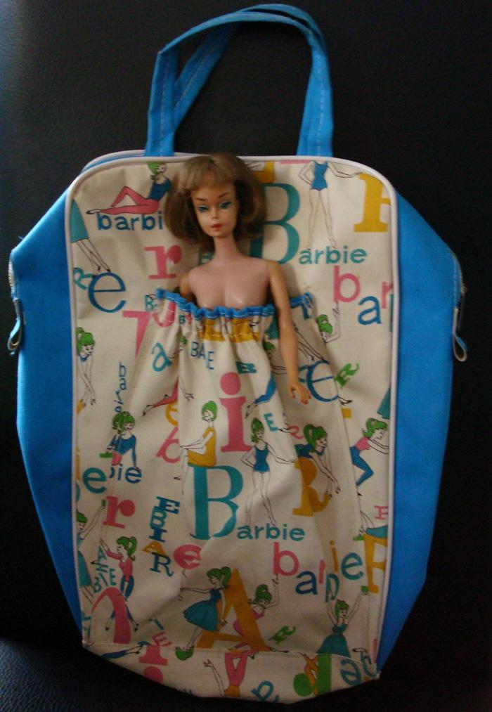 Barbie logeertas jaren `60