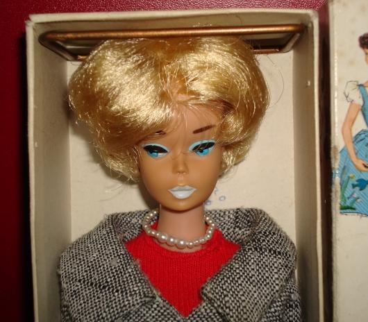 Barbie Bubblecut 1963-1965
