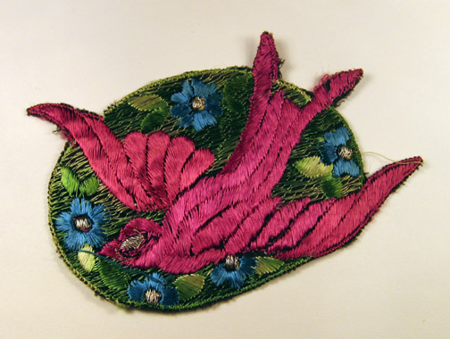 Roze zwaluw