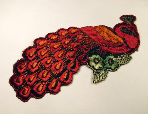 Rode pauw