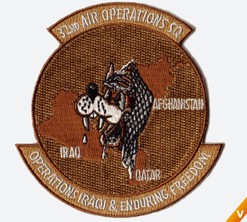 Ramstein Patch Golf