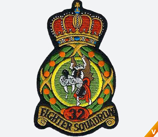 Patch 32 Fighter Squadron