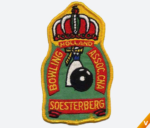 Patch 32nd Soesterberg Bowling