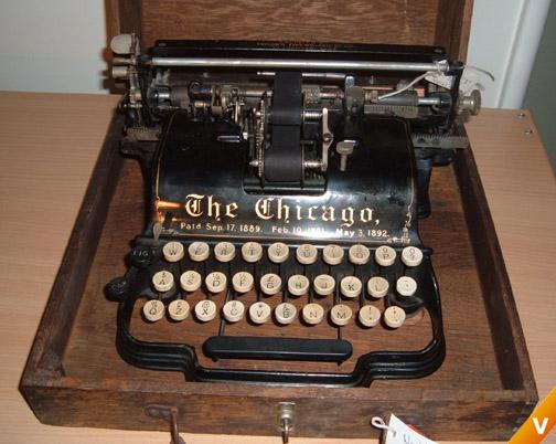 Chicago serienummer 29831