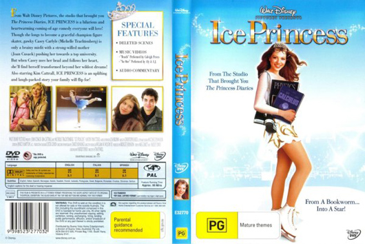 DVD Ice Princess