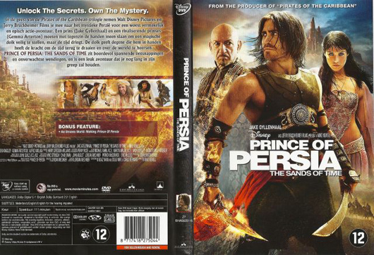 DVD Prince of Persia