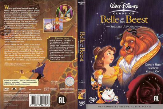 DVD Belle en het Beest speciaal