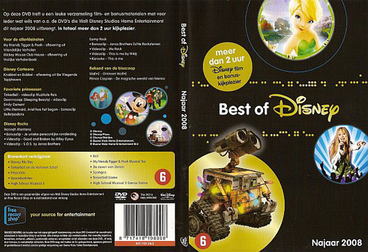 DVD Best of Disney