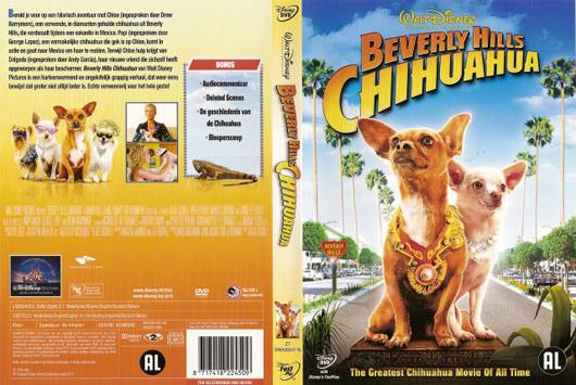 DVD Beverly Hills Chihuahua
