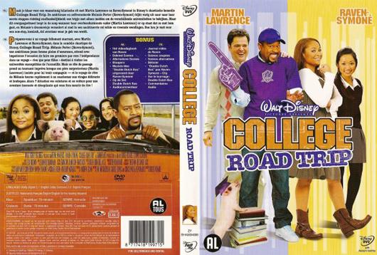 DVD College Road Trip