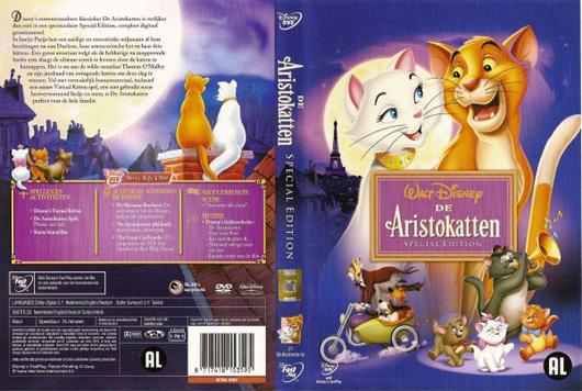 DVD De Aristokatten Speciaal