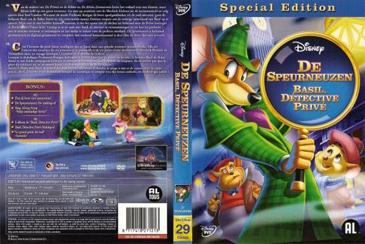 DVD De Speurneuzen