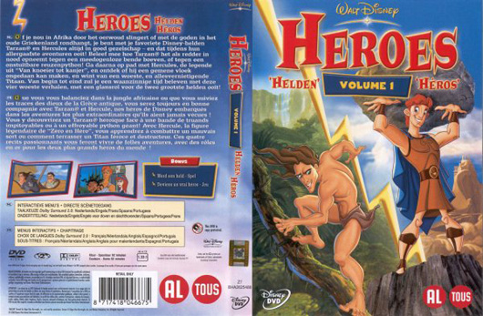 DVD Heroes