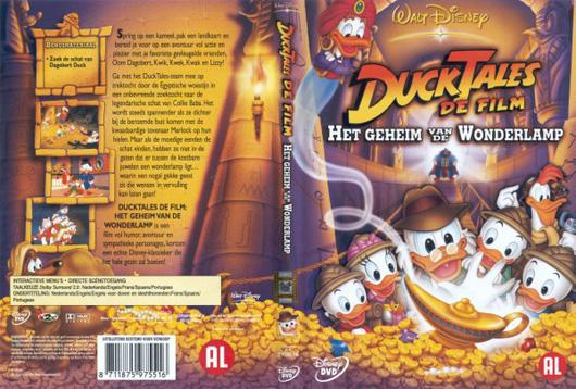 DVD DuckTales de Film