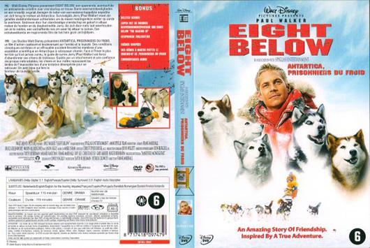 DVD Eight Below