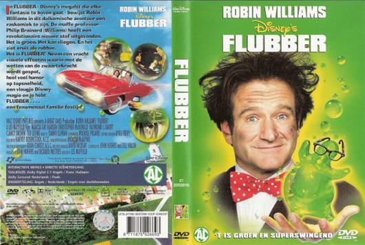 DVD Flubber