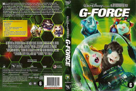 DVD G-Force