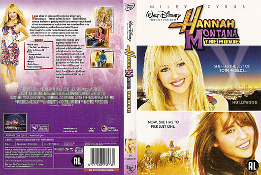 DVD Hannah Montana The Movie
