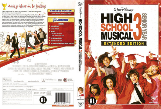 DVD High School Musical 3