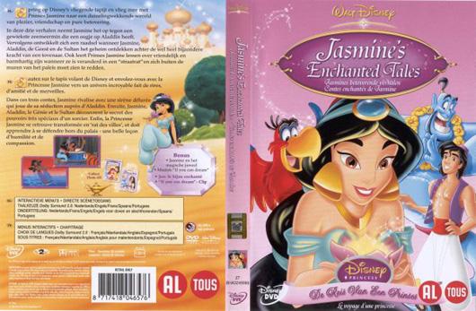 DVD Jasmine`s Enchanted Tales