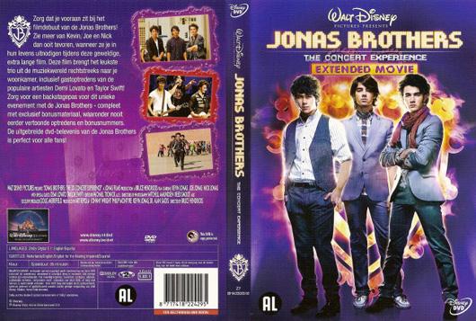 DVD Jonas Brothers