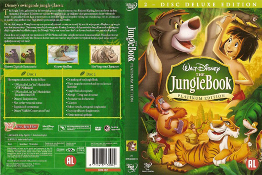 DVD The Jungle Book