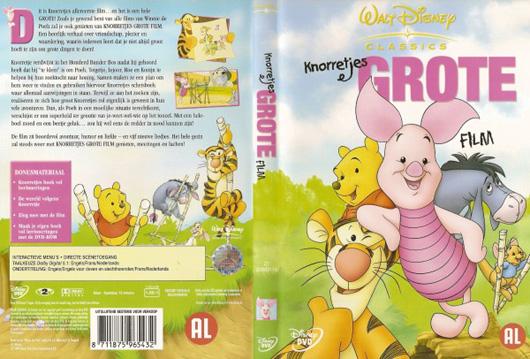 DVD Knorretjes Grote Film