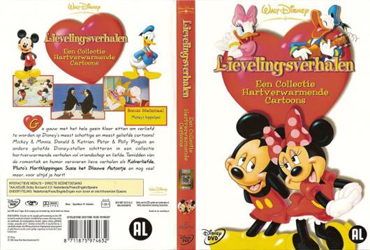 DVD Lievelingsverhalen