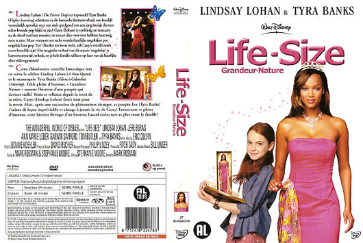 DVD Life-Size