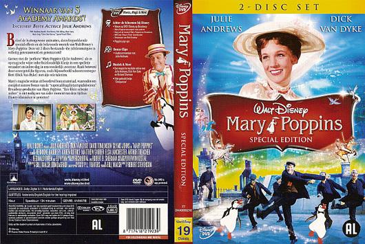 DVD Mary Poppins