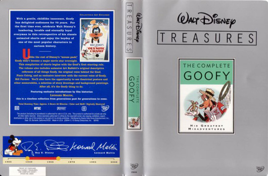 DVD The Complete Goofy