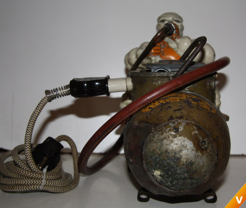 Toussaint compressor jaren `30