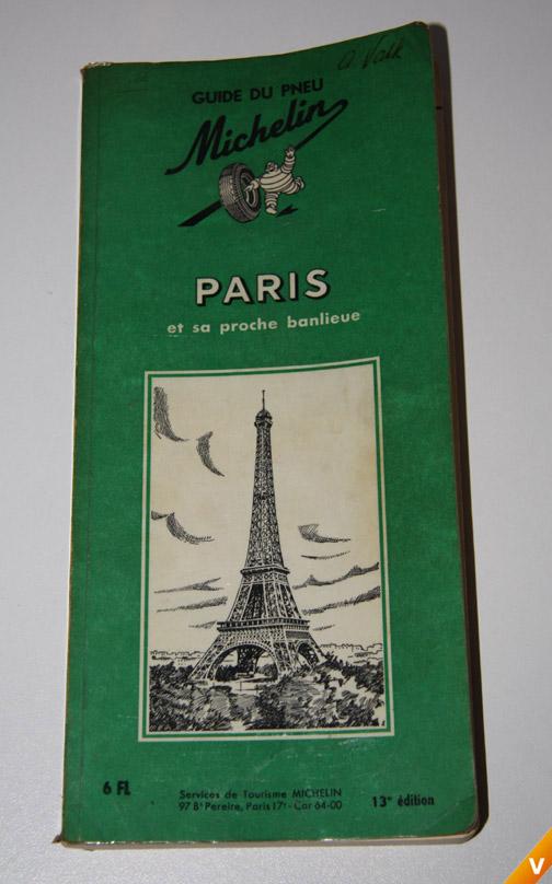 Gids Parijs 1963