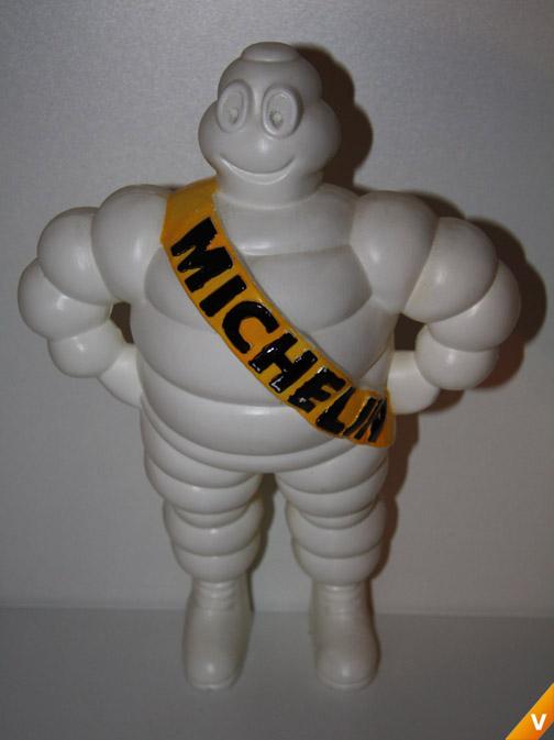 Michelinmannetje uit 1981