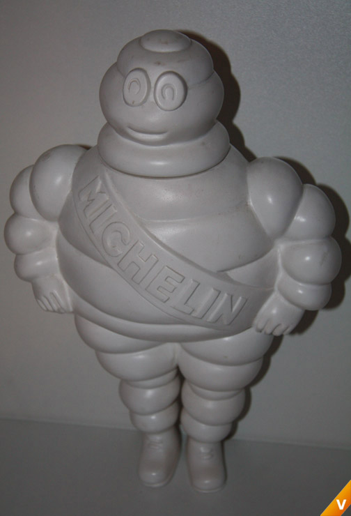 Michelinmannetje USA 1960