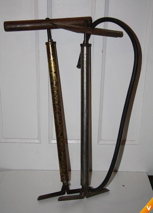 Fietspompen 1930-1940
