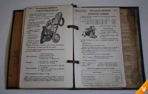 Boek vertegenwoordiger 1928