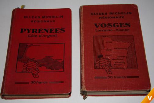 Guide Michelin 1930-1931