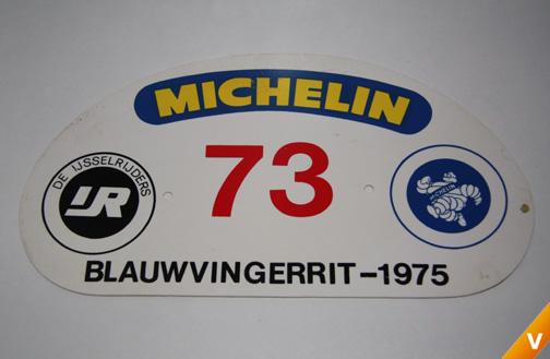 Bord rally 1975