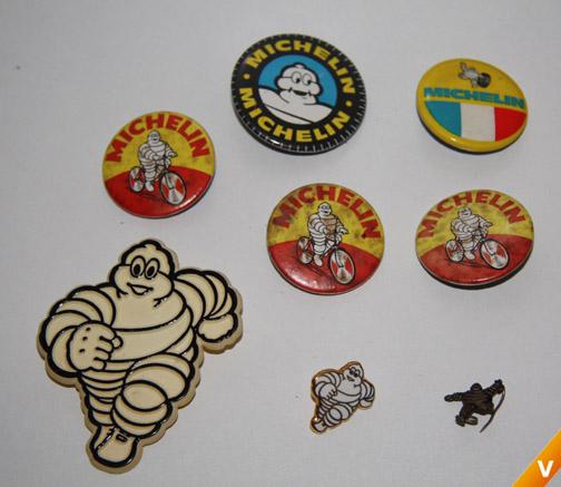 Buttons en pins jaren `70 en `80