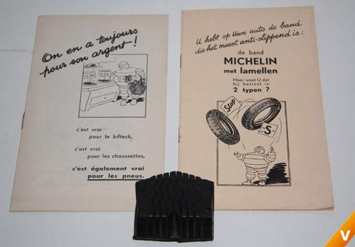 Reclame drukwerk jaren `30