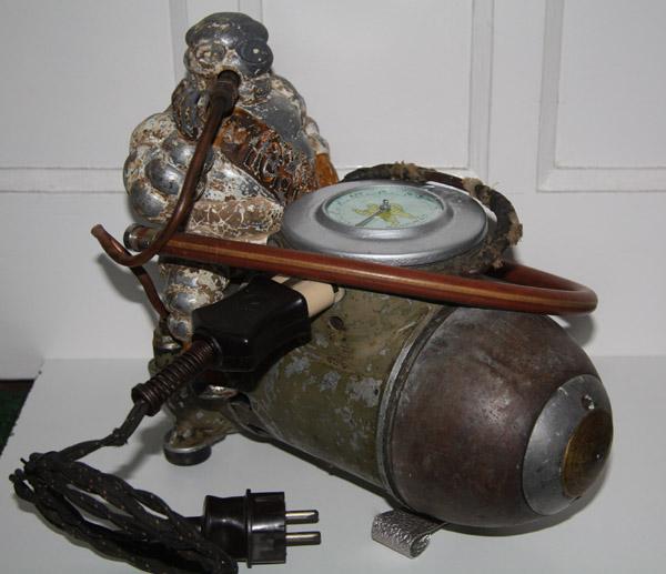 Compressor uit 1928